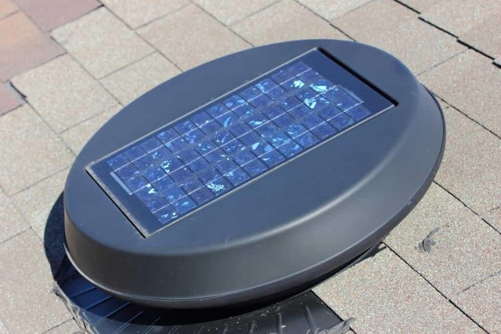 Best Solar Attic Fan