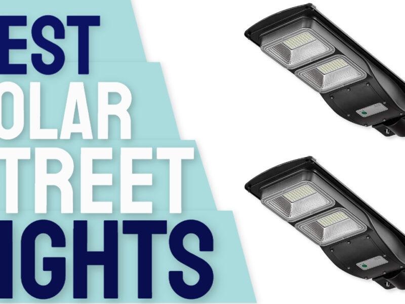 best solar street light